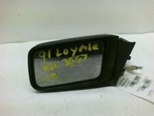 Driver Left Side View Mirror Power Station Wgn Fits 90-94 LOYALE 53527
