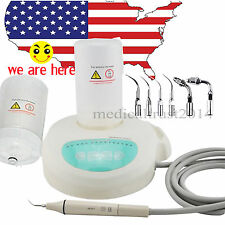 USA!! Dental Piezo Ultrasonic Scaler Cavitron Self Contained Water with Bottle