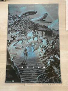 LAURENT DURIEUX - Alien Variant Art Print Poster mondo jaws