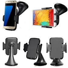 Universal giratorio de 360 ° En Coche Teléfono Celular Móvil Soporte GPS Soporte de montaje de la cuna