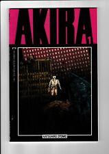 Akira #1 (1988) First Print _ Movie Rumoured _ Beautiful Copy!!