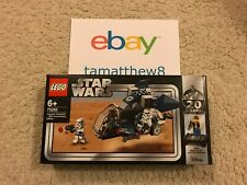 Lego 75262 Imperial Dropship - 20th Anniversary Edition - Retired Set, Han Solo
