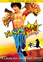 Kung Pow: Enter the Fist (DVD, 2004, The Chosen Edition Sensormatic)