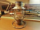 NEW YORK CHICAGO & ST LOUIS RAILROAD LANTERN A&W CO. RELIABLE NYC&StLRR 1908