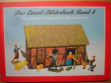 Das Lineol Bilderbuch Band 4 Spielzeugsoldaten Spielzeug Figuren Katalog Buch