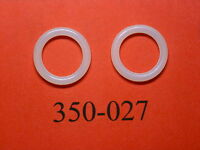 Crosman - Two (2) Urethane O-Ring Seals - Part # 350-027