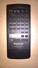 RAK-SG302EM Panasonic Audio System Remote Control