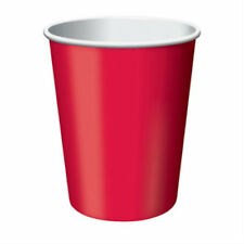 Red 9oz Party Cups (24)