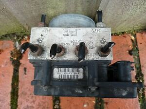 Vauxhall Corsa D ABS Pump ECU Unit 13282282 FE 0265232288 0265800796