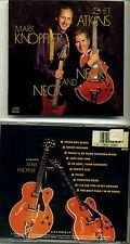 MARK KNOPFLER & CHET ATKINS - Neck and Neck - COLUMBIA 1990 US Dire Straits