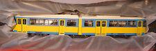 "Rivarossi HO HR2375 Straßenbahn Duewag GT6 Version Gotha Wg.579  Linie 1 ""Neu"""