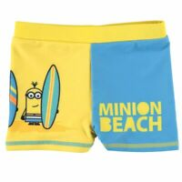 Minions Childrens Swim Pants Trousers Trunk Boys Breathable 13 YRS B251-17