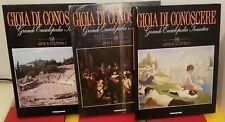 GIOIA DI CONOSCERE 33/34/35 ARTE E CULTURA - enciclopedia tematica DeAGOSTINI