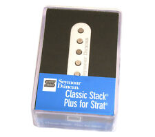 Seymour Duncan STK-S4b Classic Stack White Bridge Pickup for Strat® 11203-10-Wc