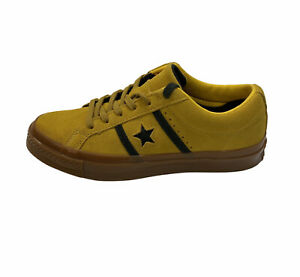 Converse One Star Academy Ox Gum Honey Shoes Low Top Size 5.5 165646C NEW