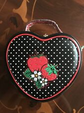 Strawberry Heart  Bag By Banned Apparel