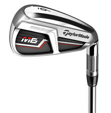 TaylorMade M6 Iron Set 5-PW,AW Right Handed KBS Max 85 Steel New - Choose Flex!