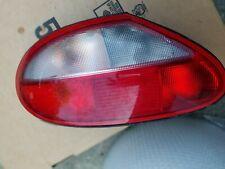 97-00 XK8 L LH Left Driver Taillamp Taillight Brake Lens Quarter Mounted OEM