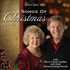 Bill Gaither & Gloria : Songs Of Christmas CD