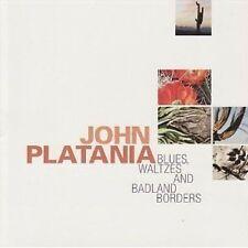 John Platania Blues, Waltzes And Badland Borders CD NEW SEALED 2007
