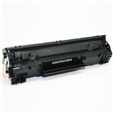 2 HP 35A CB435A Black Toner Cartridge for Laserjet P1005 P1006 Printer Laser Ink