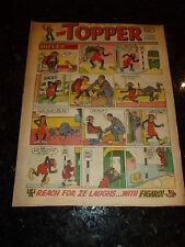 THE TOPPER Comic - Issue No 418 - Date 04/02/1961 - UK Paper Comic