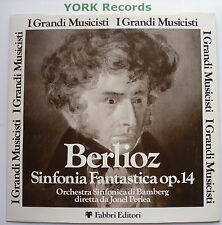 288324 - BERLIOZ - Symphonie Fantastique PERLEA Bamberg SO - Ex Con LP Record