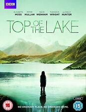 Top of the Lake DVD R4