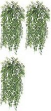 """3 BAMBOO IVY BUSH 32"""" ARTIFICIAL PLANT IN OUTDOOR"""