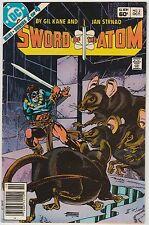 3 Sword of the Atom DC Comic Books # 2 3 Special # 1 Gil Kane Jan Strand BH55