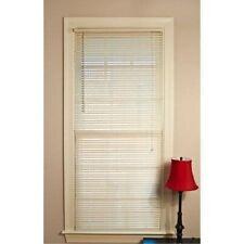 Mainstays Room Darkening Mini Blinds 32 W x 64 L Off-White - Nib