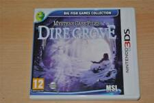 Mystery Case Files terribles Grove Nintendo 3DS GB jeu
