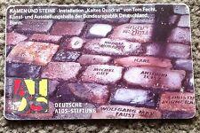 Deutsche Telekom Telefonkarte Deutsche Aids-Stiftung Wert 12DM/6,14€ Sammelkarte