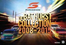 The V8 Supercars - Bathurst Collection 2008-2015 (DVD, 2016, 12-Disc Set) Sealed