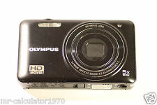 Olympus D D-745 14.0MP Digital Camera - Black
