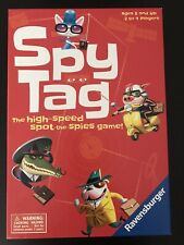 Spy Tag Board Game