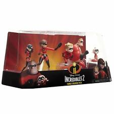 The Incredibles 2, 5 Piece Family Figure Set