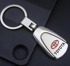 For Toyota RAV4 AUTO Logo Titanium Keyring Keychain Key Chain Ring Gift With Box