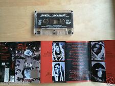 DEATH - Symbolic MC RARE POLISH PRESS 1995 NM+