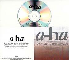 A-HA Objects In The Mirror 2016 UK 1-trk promo test CD Steve Osborne Version