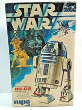 Star Wars The Authentic R2-D2 MPC Scale Model Kit 1-1912 Vintage 1977 with Box