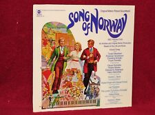 OST LP SONG OF NORWAY TORALV MAURSTAD FLORENCE HENDERSON 1970 ABC SEALED