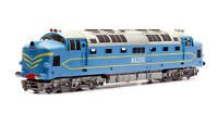 "Class ""55"" Deltic Diesel Locomotive - Dapol Kitmaster C009 - OO plastic kit"