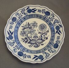 Hutschenreuther Blue Onion, Salad Plate(s) 7 5/8 inch, new fine china