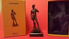 """""""David 1501-1504""""Werk von Michelangelo Skulptur aus Bronze NEU&OVP*13"""
