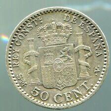 Spanien - 50 Centimos - 1904 / #0395