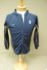 Nike NBA Jacket Mens M navy and yellow hoodie