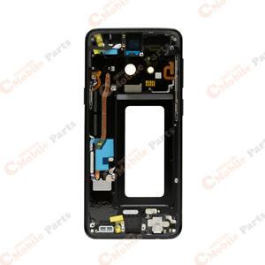 Samsung Galaxy S9 G960 Midframe Frame Plate Bezel Chassis Black