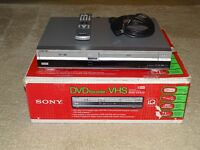 Sony RDR-VX420 DVD- / VHS-Recorder, OVP, inkl. FB&BDA, 2 Jahre Garantie