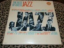 """""""The Best of Chess Jazz"""" '89 NM Dbl LP"""
